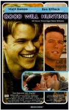 Good Will Hunting - German VHS movie cover (xs thumbnail)