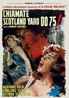 Das Ungeheuer von London-City - Italian DVD movie cover (xs thumbnail)