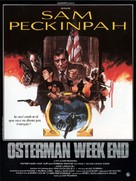 The Osterman Weekend - French Movie Poster (xs thumbnail)