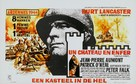 Castle Keep - Belgian Movie Poster (xs thumbnail)