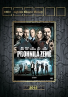 Bad Country - Czech DVD cover (xs thumbnail)