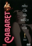 Cabaret - Spanish DVD cover (xs thumbnail)