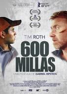 600 Millas - Spanish Movie Poster (xs thumbnail)