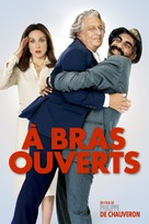 À bras ouverts - French Movie Poster (xs thumbnail)