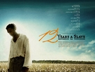12 Years a Slave - British Movie Poster (xs thumbnail)