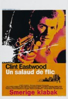 Dirty Harry - Belgian Movie Poster (xs thumbnail)