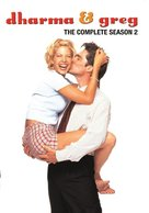 """Dharma & Greg"" - DVD cover (xs thumbnail)"