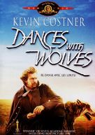 Dances with Wolves - Canadian DVD movie cover (xs thumbnail)