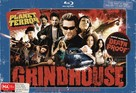 Grindhouse - Australian Blu-Ray movie cover (xs thumbnail)