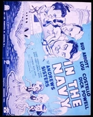 In the Navy - British poster (xs thumbnail)