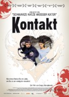 Kontakt - German Movie Poster (xs thumbnail)