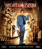 Night at the Museum - Swedish Movie Cover (xs thumbnail)