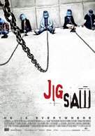 Jigsaw - Lebanese Movie Poster (xs thumbnail)