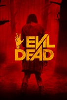 Evil Dead - DVD movie cover (xs thumbnail)