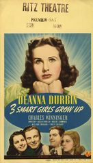 Three Smart Girls Grow Up - Movie Poster (xs thumbnail)