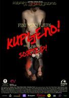 Kupljeno - Czech Movie Poster (xs thumbnail)