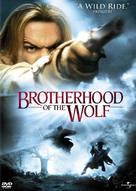 Le pacte des loups - DVD cover (xs thumbnail)