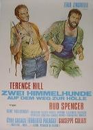 Più forte, ragazzi! - German Movie Poster (xs thumbnail)