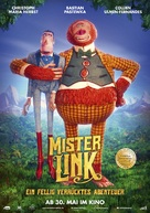 Missing Link - German Movie Poster (xs thumbnail)