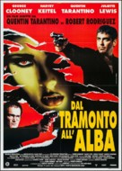 From Dusk Till Dawn - Italian Movie Poster (xs thumbnail)