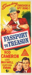 Passport to Treason - Australian Movie Poster (xs thumbnail)