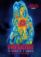 The Predator - Italian Movie Poster (xs thumbnail)