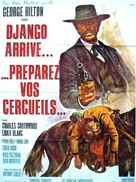 C'è Sartana... vendi la pistola e comprati la bara - French Movie Poster (xs thumbnail)