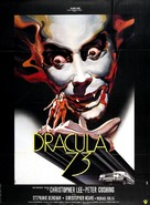 Dracula A.D. 1972 - French Movie Poster (xs thumbnail)