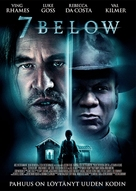 Seven Below - Finnish Movie Poster (xs thumbnail)