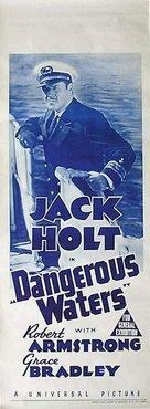 Dangerous Waters - Australian Movie Poster (xs thumbnail)