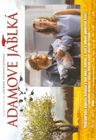 Adams æbler - Slovak Movie Poster (xs thumbnail)