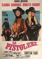 Les pétroleuses - Italian Movie Poster (xs thumbnail)