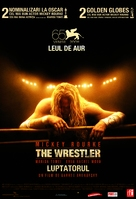 The Wrestler - Romanian Movie Poster (xs thumbnail)