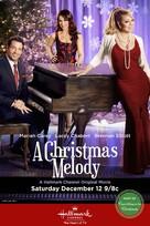 A Christmas Melody - Movie Poster (xs thumbnail)