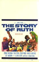 The Story of Ruth - Theatrical movie poster (xs thumbnail)