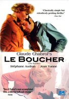 Le boucher - Movie Cover (xs thumbnail)