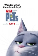The Secret Life of Pets - Movie Poster (xs thumbnail)