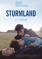 Viharsarok - German Movie Poster (xs thumbnail)