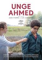 Le jeune Ahmed - Swedish Movie Poster (xs thumbnail)