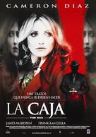 The Box - Argentinian Movie Poster (xs thumbnail)