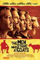 The Men Who Stare at Goats - Australian Movie Poster (xs thumbnail)