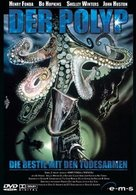 Tentacoli - German Movie Cover (xs thumbnail)