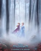 Frozen II - Dutch Movie Poster (xs thumbnail)