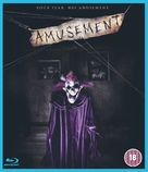 Amusement - British Blu-Ray movie cover (xs thumbnail)