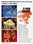 Fantastic Voyage - French Movie Poster (xs thumbnail)