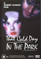 That Cold Day in the Park - Australian DVD movie cover (xs thumbnail)