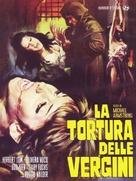 Hexen bis aufs Blut gequält - Italian DVD cover (xs thumbnail)