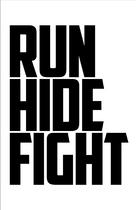 Run Hide Fight - Logo (xs thumbnail)