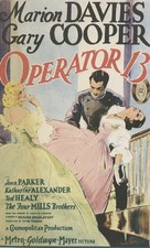 Operator 13 - Movie Poster (xs thumbnail)