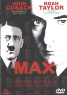 Max - Finnish DVD cover (xs thumbnail)